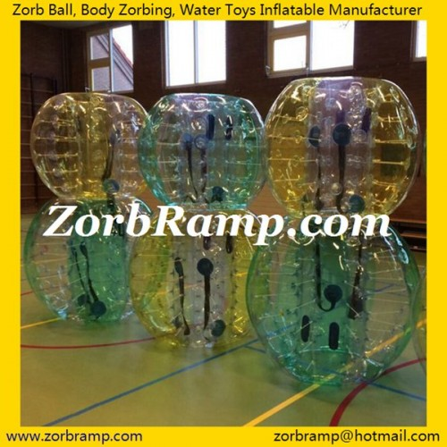 48 Bubble Football