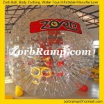 OZ04 Zorb Ball Sale Australia