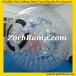 19 Zorb Balls