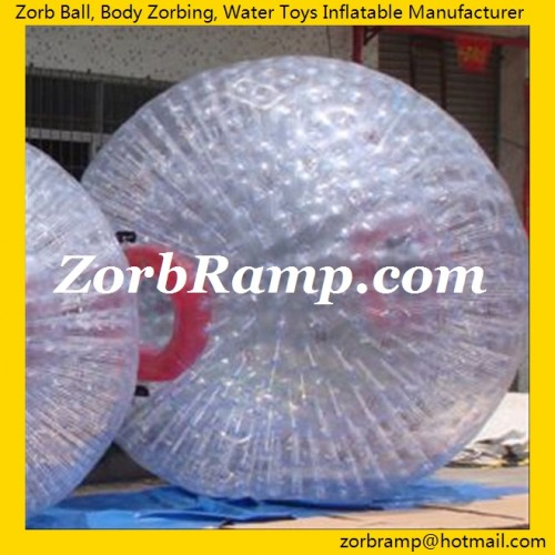 22 Aqua Zorbing