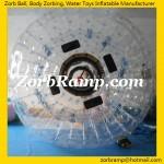 27 Hydro Zorbing