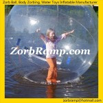 02 Inflatable Water Ball