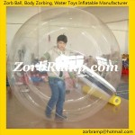 12 Zorb Ball on Water