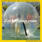 22 Water Zorbing