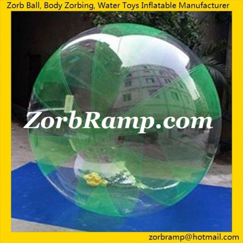 24 Aqua Zorbing