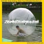 32 Aqua Zorbing