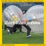 64 Inflatable Zorb Ball