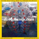 68 Bubble Soccer Suit