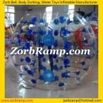 Bumper 87 Bubble Ball Soccer