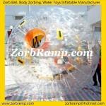 TZ13 Human Sized Hamster Ball