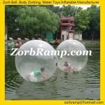 Ball 43 Water Ball to Walking