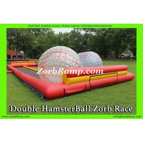 27 Zorb Ball Race