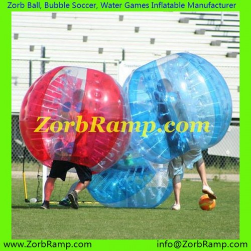 93 Bubble Soccer Toronto