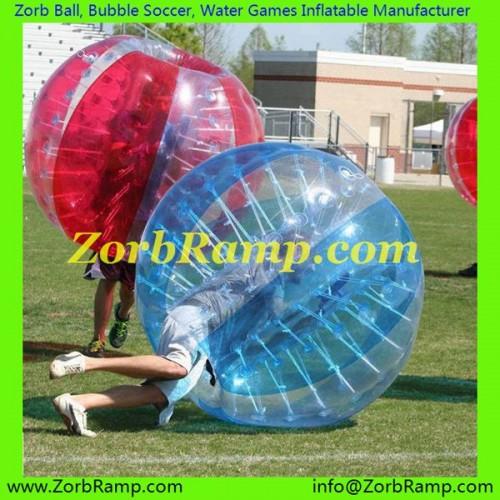 107 Bubble Soccer Munchen
