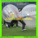 108 Bubble Football Dublin