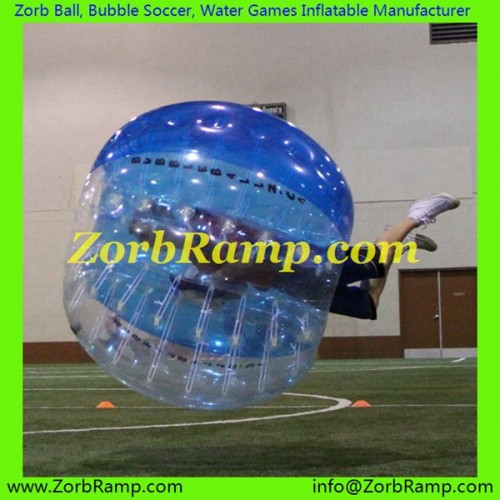 110 Bubble Football Glasgow