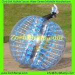 112 Bubble Soccer Michigan