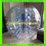 116 Bubble Soccer Mieten