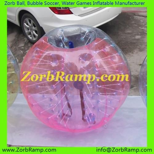 119 Bubble Soccer Miami