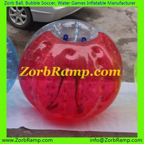 120 Bubble Soccer Koln