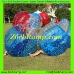 123 Bubble Football Newcastle