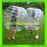 124 Bubble Soccer Calgary