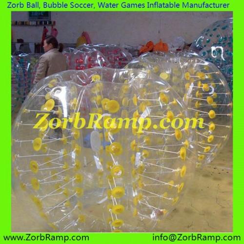 125 Bubble Soccer Spielen