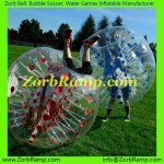 126 Bubble Football Bristol