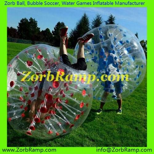 126 Bubble Football Bristol