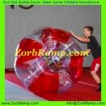 128 Bubble Soccer Limerick