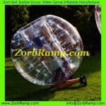 129 Bubble Football Egypt