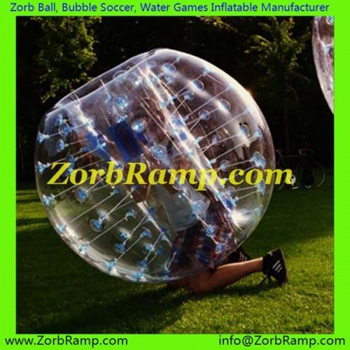 129 Bubble Football Egypt