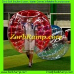 130 Bubble Football Roma