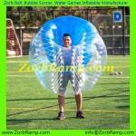 131 Bubble Soccer Austin