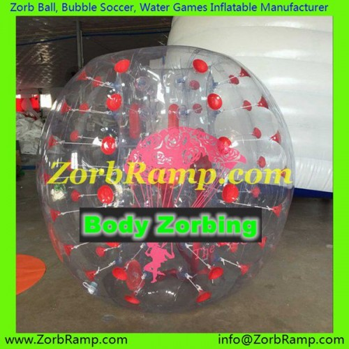 132 Bubble Soccer HK