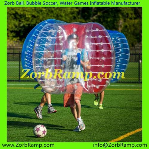 133 Bubble Football Hannover