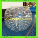 134 Bubble Football Leeds