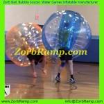 137 Bubble Soccer Schweiz