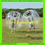 138 Swiss Bubble Football