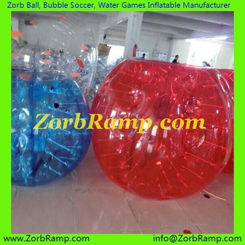 139 Bubble Football Liverpool