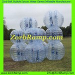 141 Zorb Ball UK
