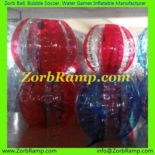 143 Bubble Football Amsterdam