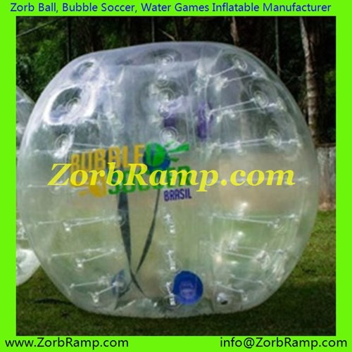 144 Bubble Soccer Scotland