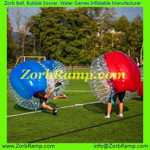 145 Bubble Football Essex