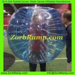 147 Bubble Football NRW