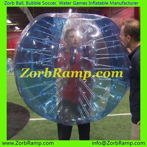 147 Bubble Football NRW