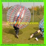152 Bubble Football Aberdeen