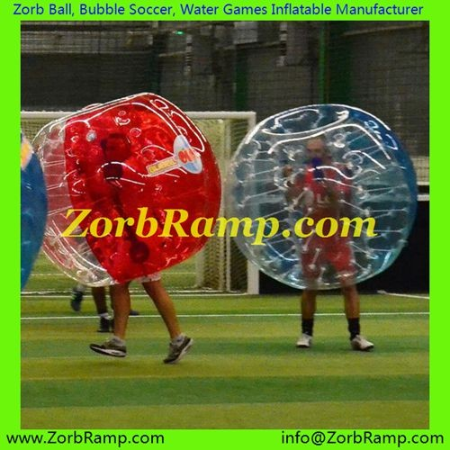 153 Bubble Football Dubai