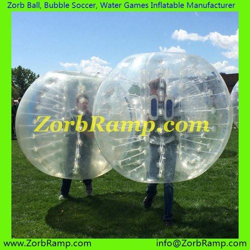 155 Bubble Soccer Australia