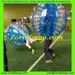 156 Bubble Soccer Ireland